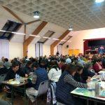 Salle comble pour la soirée loto de l'école St Michel de Trévou