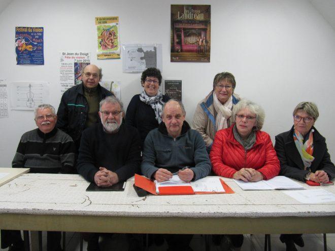 """L'Assemblée Générale """"des Dimanches De Trestel"""" (DDT) s'est tenue le vendredi 6 mars  à la salle des associations de Trévou. Compte-rendu  en ligne ici"""