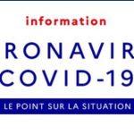 CORONAVIRUS : Situation sanitaire en Bretagne et dans le 22.