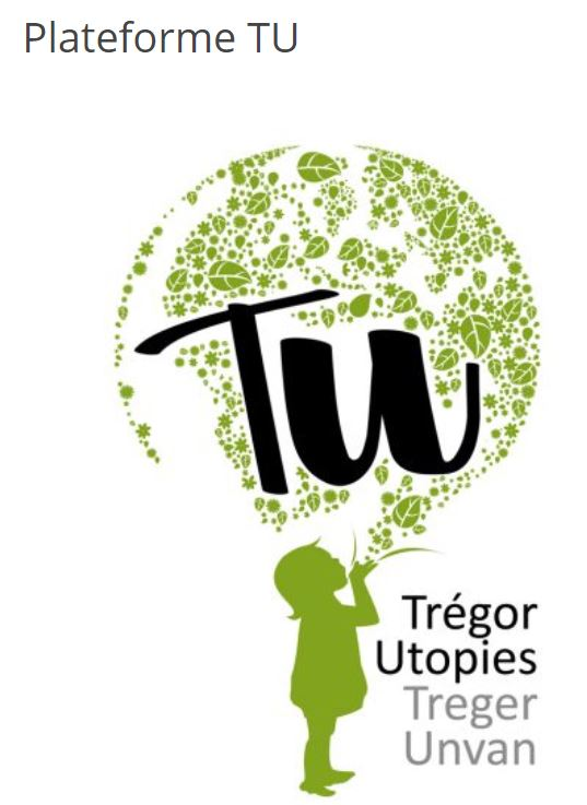 """Plateforme """"TU"""" (Trégor Utopies) : imaginez, rêvez, osez le Trégor de demain"""
