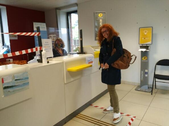 L'Agence Postale Communale est ouverte tous les jours.