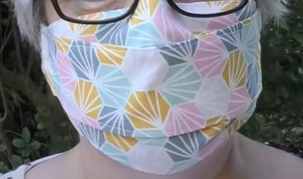 Et si vous faisiez des masques pour ceux qui ne cousent pas…  liens vers des tutos… dépôt possible à l'Agence Postale communale. Des masques en commande par la commune…