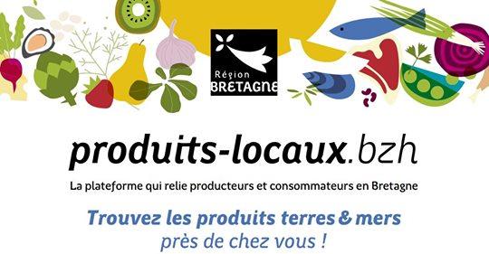 Nouveau : Une plateforme solidaire qui relie producteurs, opérateurs, artisans et consommateurs en Bretagne