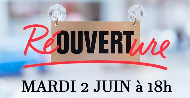 Le Pub L'Hermine, Saint Guénolé, Trévou-Tréguignec,  a rouvert le mardi 2 juin