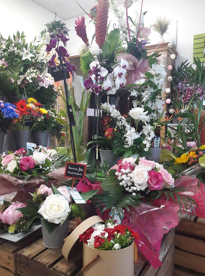 """Emmanuelle votre fleuriste """"Passiflore"""" rouvre mardi 26 mai à Trévou-Tréguignec"""