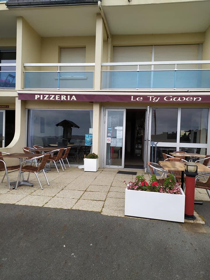 Le Ty-Gwen, pizzeria de Trestel en Trévou, ferme quelques jours jusqu'au 24 septembre