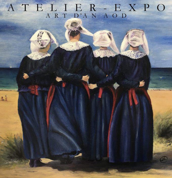 L'atelier d'Art An Aod vous ouvre ses portes tout l'été à Trévou-Tréguignec