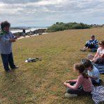 séances de contes à la plage  chaque lundi à 17h30, gratuit Prochain rendez-vous lundi 3 août