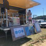 Valorys  présent sur le front de mer de Trestel en Trévou-Tréguignec ce jeudi 30 juillet pour des animations autour du tri des déchets, du recyclage…. mais aussi animations sur la plage sous le soleil (photos)