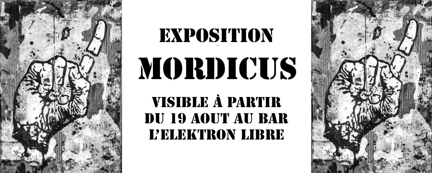 Une exposition de M Mordicus à découvrir à l'Élektron au Royau en Trévou-Tréguignec