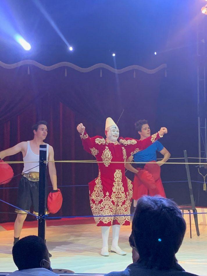 Le Cirque Français à Trestel en Trévou-Tréguignec a ravi le public les 15 et 16 août…  Chaque année un vrai moment de détente, pour les grands et les petits…