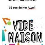 Un vide-maison, samedi 8 et dimanche 9 août à Trévou-Tréguignec, au profit de l'Association Autisme Breizh Autonomie
