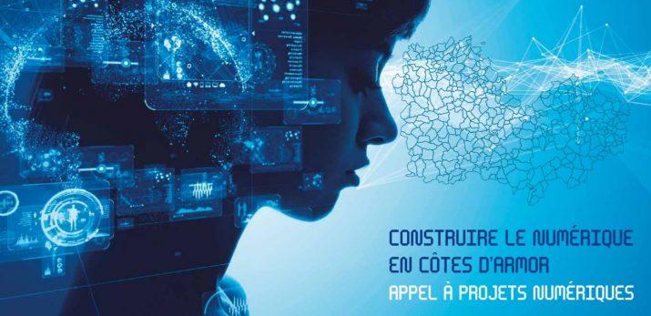 Appel à projets numériques « Construire le numérique en Côtes d'Armor » Dossier à envoyer avant le 7 septembre