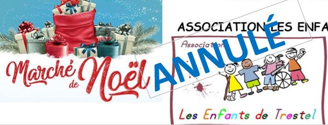 """""""Les Enfants de Trestel"""" contraints d'annuler le marché de Noël des artisans et créateurs des 14 et 15 novembre à Trévou"""