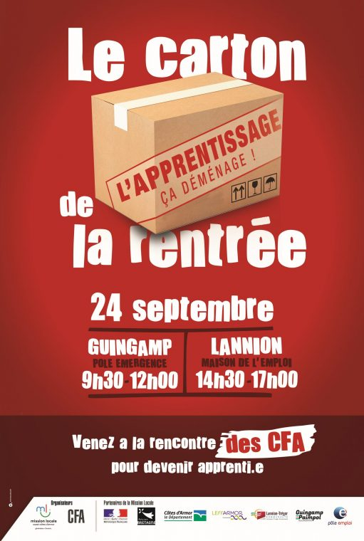 Un jobdating de l'apprentissage le 24 septembre