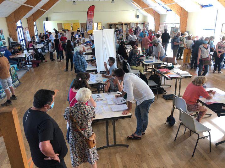 Le Forum des Associations de Trévou et Trélévern a emporté un véritable succès. (photos)