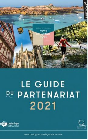 Devenir Partenaire de l'Office de Tourisme Bretagne Côte de Granit Rose  ou poursuivre son partenariat avec l'OTC : dernier moment pour y penser pour 2021 … Loueurs, campings, restaurateurs, commerçants, pubs, vente directe, loisirs, …