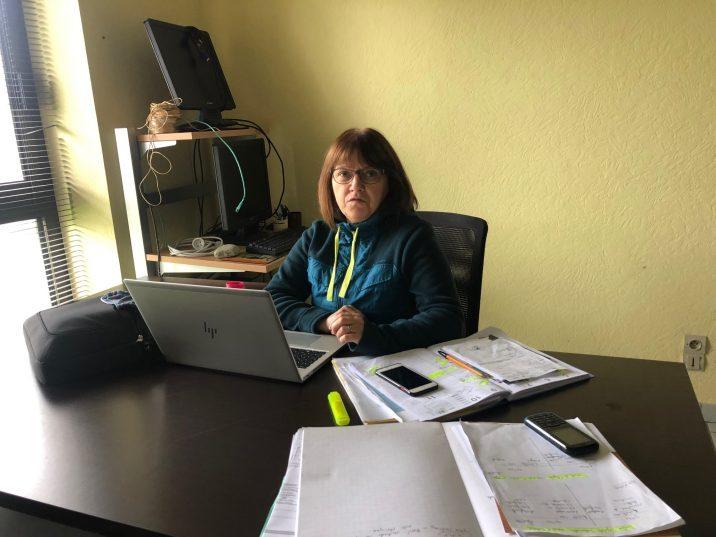 Jacqueline Le Breton du Relais Parents Assistants Maternels de LTC  accueille le public à la mairie de Trévou-Tréguignec le lundi et le vendredi.