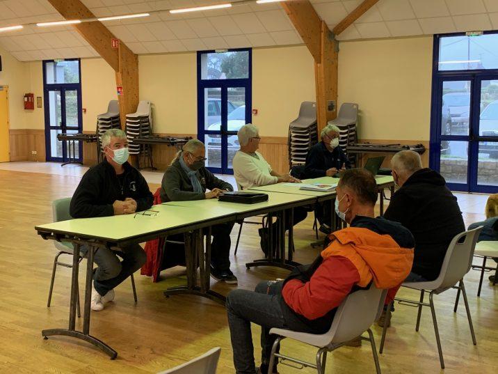 L'Assemblée Générale des Plaisanciers de Port-Le-Goff s'est tenue à la salle polyvalente