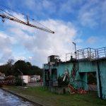 """La station d'épuration de Trévou-Tréguignec en totale rénovation par le service """"assainissement collectif"""" de LTC"""