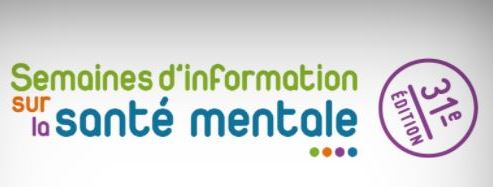 Les semaines d'Information sur la Santé mentale en octobre et novembre