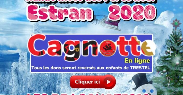 Les Dragonotes :  pas de rando moto cette année mais une cagnotte en ligne au profit des Enfants de l'Estran de Trestel en Trévou-Tréguignec