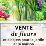 Des bulbes, des végétaux, des objets pour le jardin et la maison par l'intermédiaire des parents d'élèves des écoles publiques de Trévou et Trélévern