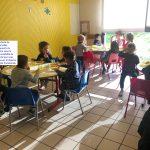 Restaurant scolaire communal (cantine) de Trévou : les menus du mois