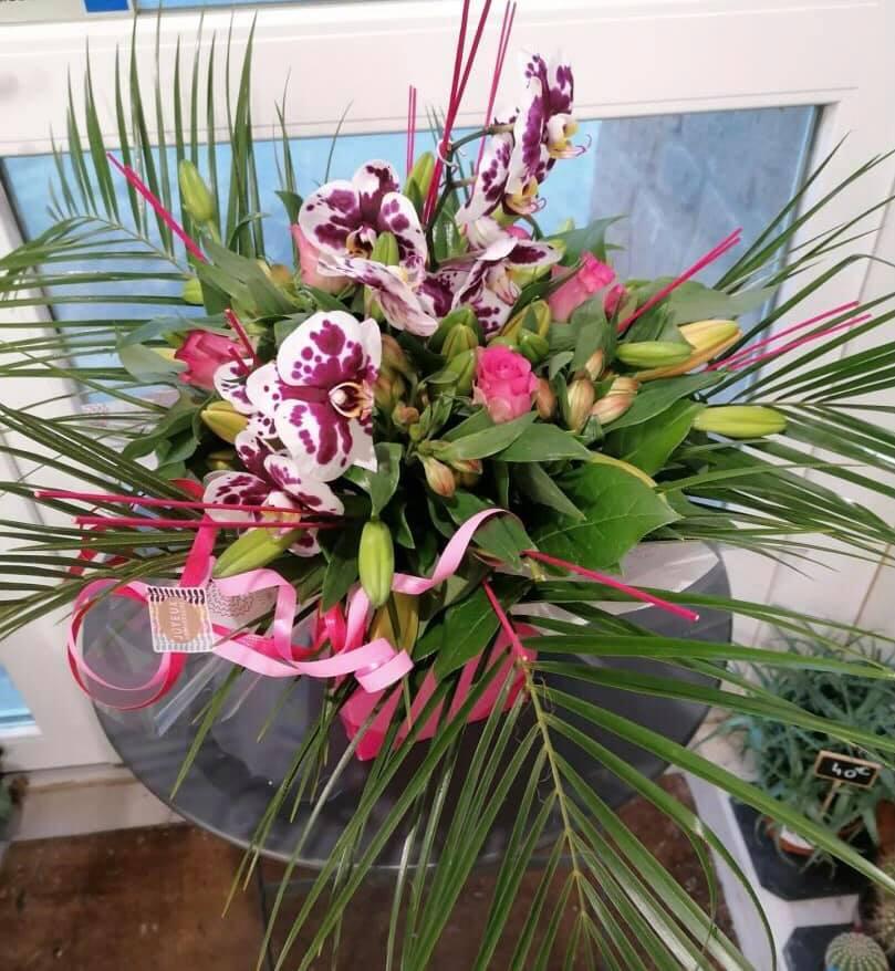 Passiflore :  Emmanuelle, votre fleuriste à Trévou-Tréguignec