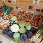 Depuis quelques semaines, le magasin de la ferme Dolmen & Potager a pris son rythme d'hiver.