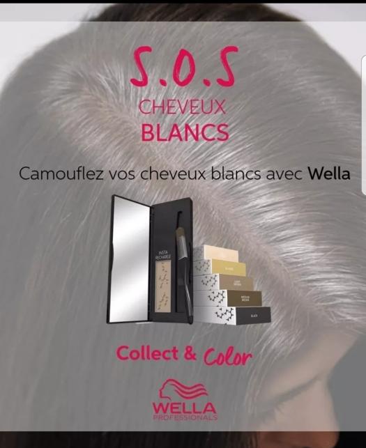 """Votre coiffeuse Julie salon """"l'Hair Marin"""" à Trévou"""