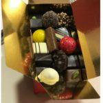 Des chocolats pour Noël proposés par les parents d'élèves de l'école St Michel de Trévou-Tréguignec