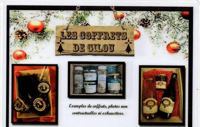 """Les """"coffrets de Gilou du Trévou"""" à offrir à Noël"""