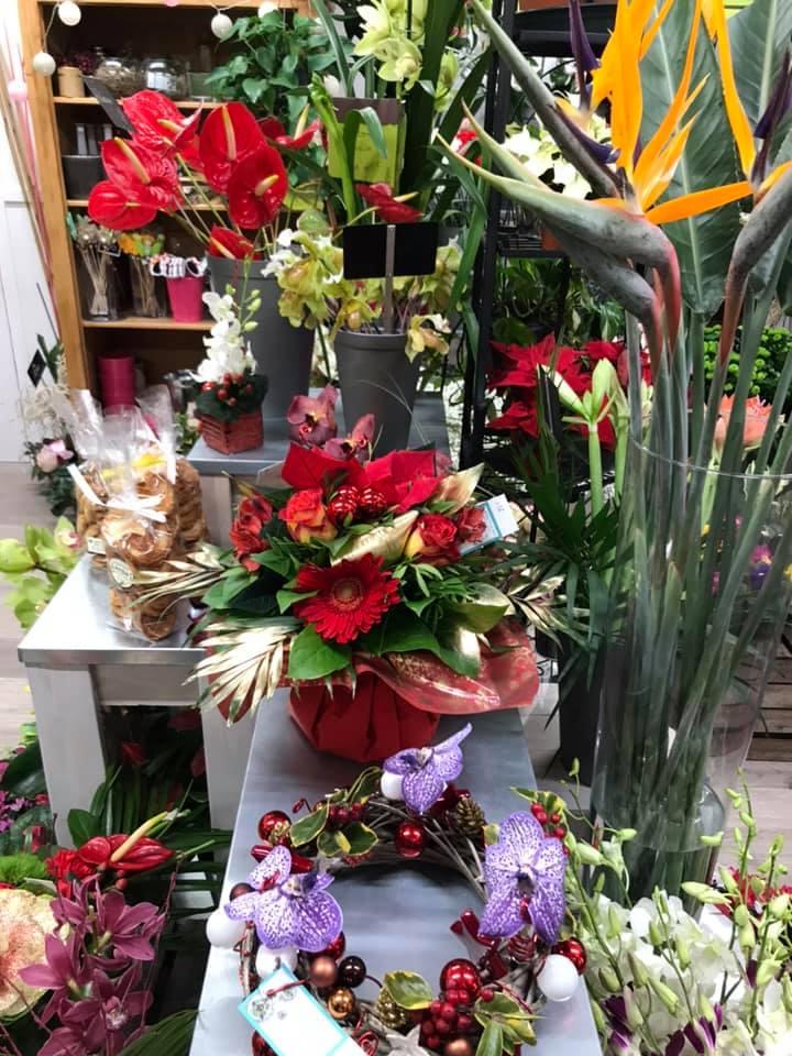 Passiflore :  Emmanuelle, votre fleuriste à Trévou-Tréguignec Horaires :
