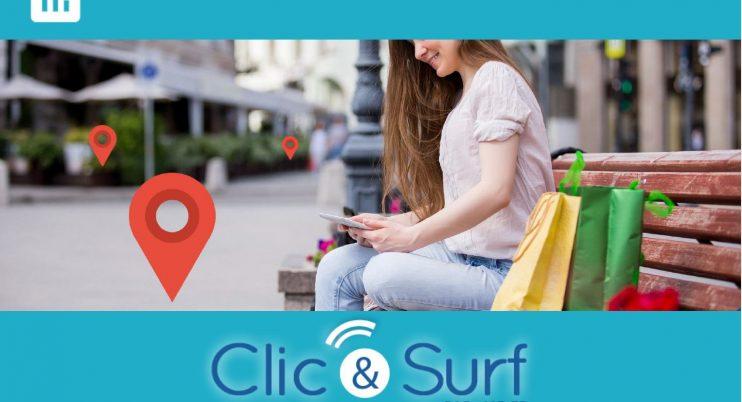 2 hotspots WiFi gratuits sur la commune de Trévou-Tréguignec avec la solution Clic  & Surf