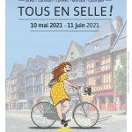 À vélo au boulot : ça repart…. Marc'h-houarn Challenge 2021  du 10 mai au 11 juin.   Pourquoi pas vous ? seul ou en équipe..   Possibilité de louer un vélektro pour 6 semaines pour 20€