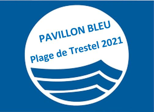 La Plage de Trestel va à nouveau arborer le label Pavillon Bleu 2021