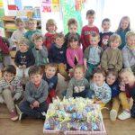Les cloches de Pâques sont passées à l'école publique (RPI) sites de Trévou et Trélévern !!!