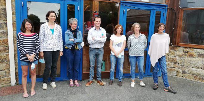 L'assemblée Générale de l'Association des Parents d'Élèves des écoles publiques Trévou-Trélévern (APE) s'est tenue le vendredi 9 juillet  à Trélévern