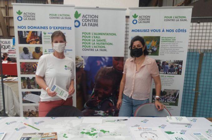 Appel à bénévoles pour rejoindre le groupe Action Contre La Faim Côtes d'Armor