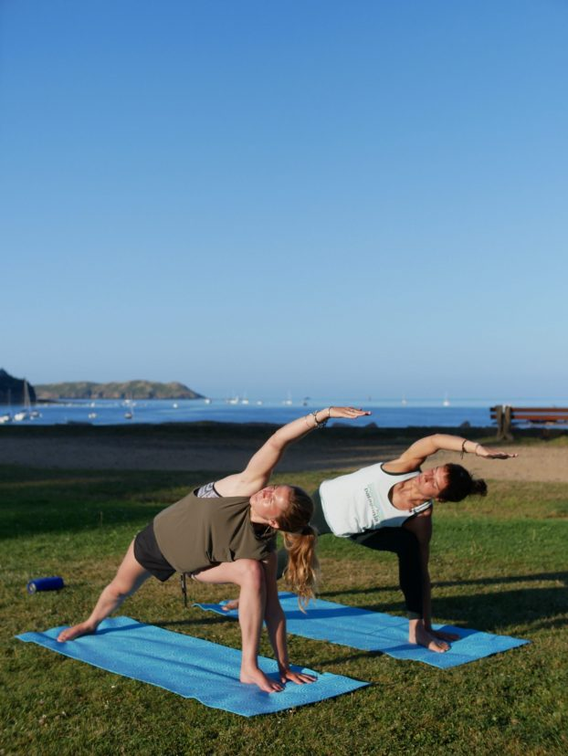 Nouveau : deux cours de yoga Vinyasa à la salle de Sports à Trévou-Tréguignec, le mardi et le vendredi